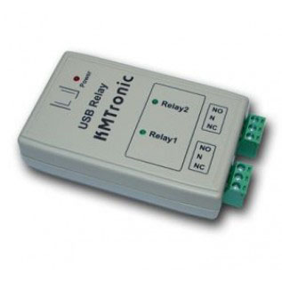 USB Relay Controller - Two Channels