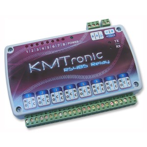 RS485 Relay Controller - Eight Channel