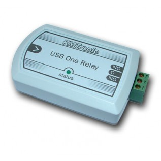 USB Relay Controller - One Channel BOX