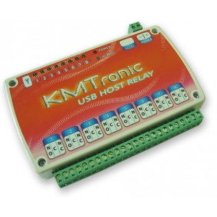 USB HOST Relay Controller - Eight Channel